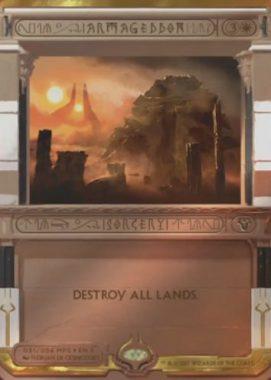 ハルマゲドン(Armageddon)破滅の刻マスターピース