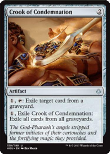 Crook of Comdemnation(破滅の刻)