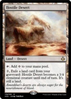 Hostile Desert(破滅の刻)
