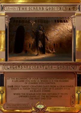 スカラベの神(The Scarab God)マスターピース