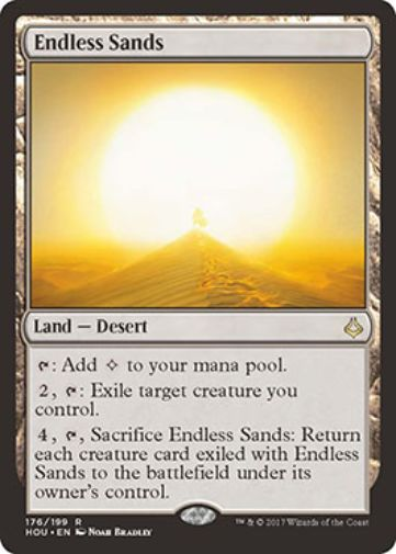 Endless Sands(破滅の刻)
