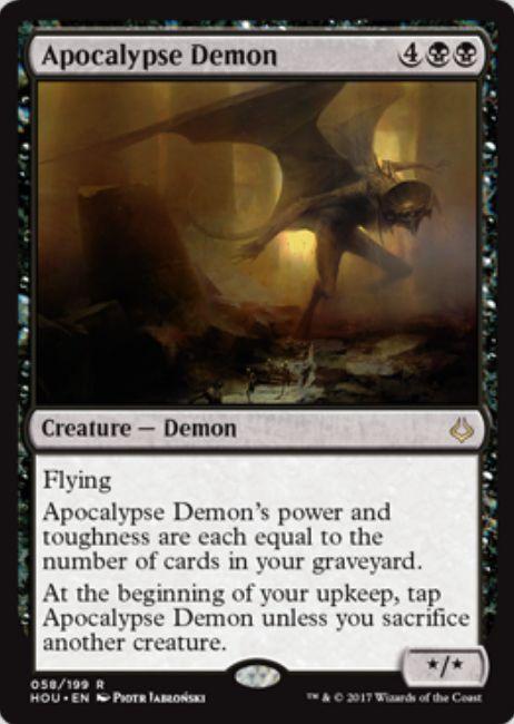 Apocalypse Demon(破滅の刻)