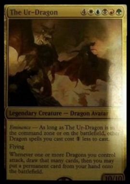 The Ur-Dragon(統率者2017)