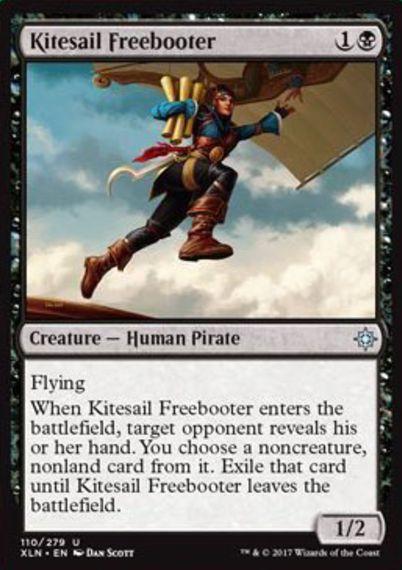 Kitesail Freeboote(イクサラン)
