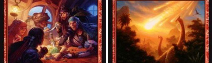 イクサラン「赤レア&赤神話レア」一覧!リミテッドで引きたい爆弾カードは?