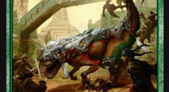 イクサラン「緑レア&緑神話レア」一覧!リミテッドで引きたい爆弾カードは?