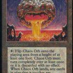 Chaos Orb(MTG カスレア)