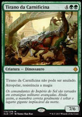 Tirano da Carnificina ポルトガル語(葡語):MTG他言語カード