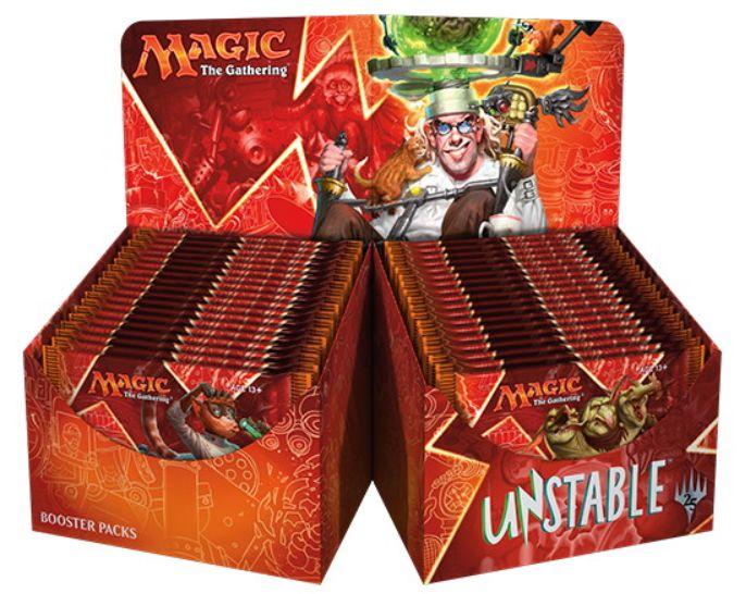 MTG「Unstable(アンステイブル)」収録カードリスト情報まとめ