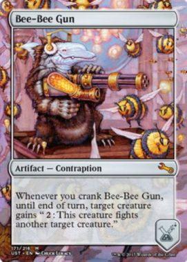 BB銃/Bee-Bee Gun(MTG「Unstable」収録)