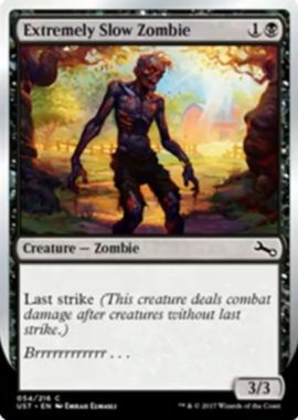 Extremely Slow Zombie(Unstable)