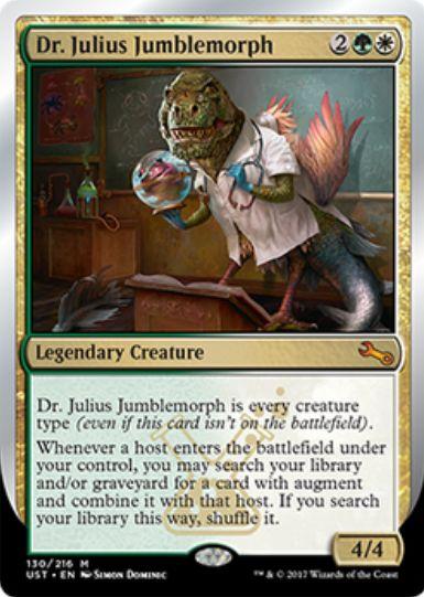 Dr. Julius Jumblemorph(Unstable)