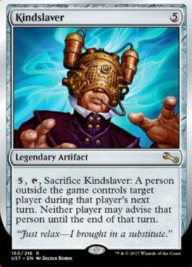 Kindslaver(Unstable)