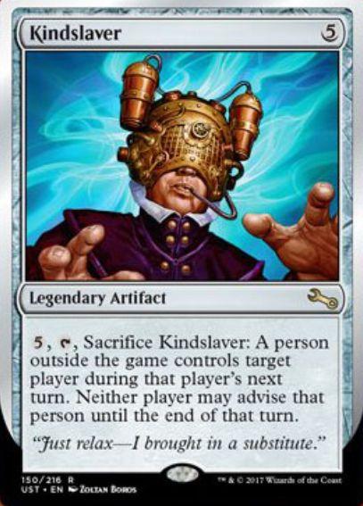 Kindslaver(Unstable)