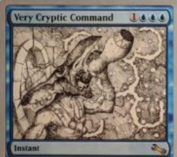 MTG「Unstable」のカードにはイラスト違いやテキスト違いのパラレル版が存在することが判明!