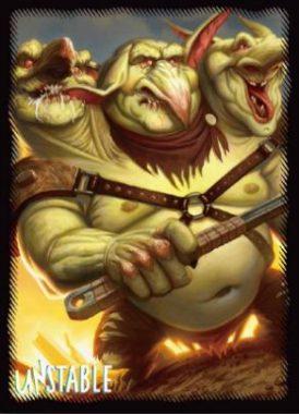 Three-Headed Goblin/三頭ゴブリン