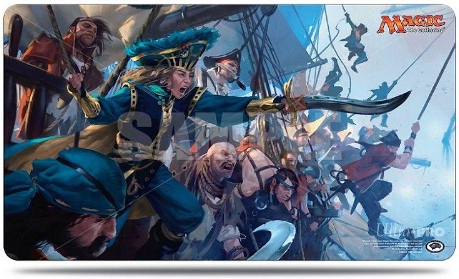 海賊(プレイマット:イクサランの相克 サプライ)