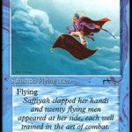 flying man(MTG 1/1クリーチャー)