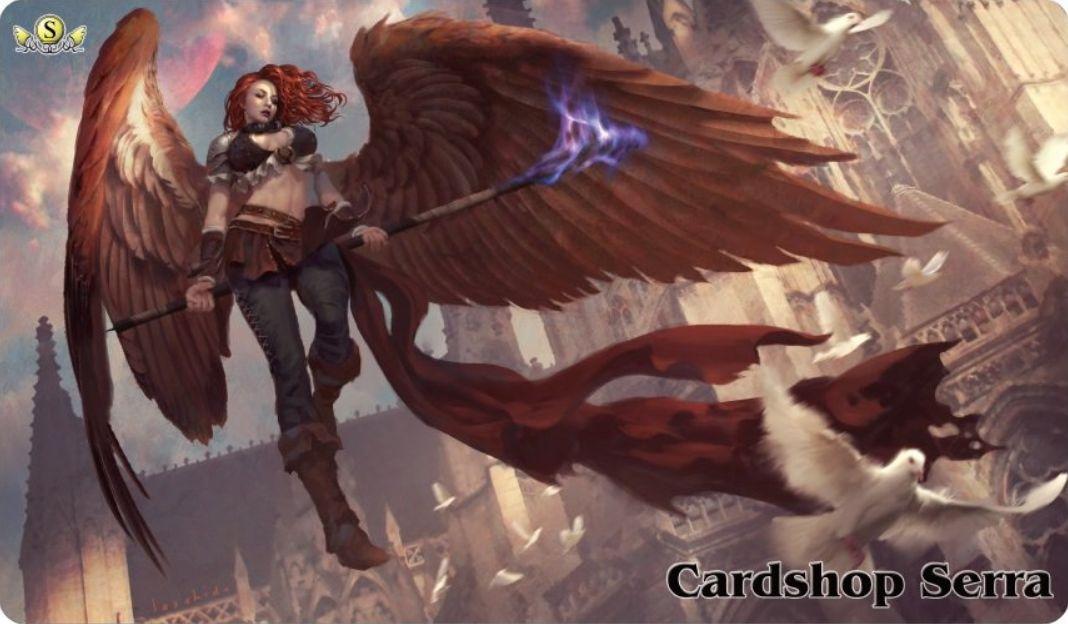 赤髪の天使 高精細プレイマット(カードショップセラ)