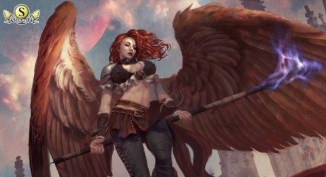 カードショップセラにて「限定プレイマット 赤髪の天使(イラスト:Lius Lasahido氏)」が販売開始!発売記念のキャンペーンも開催中!