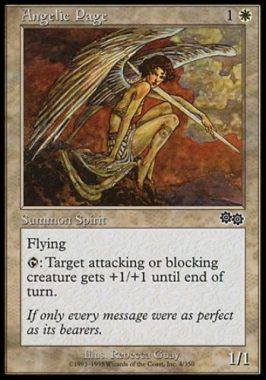 天使の従者(Angelic Page)ウルザズ・サーガ