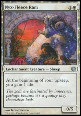 ニクス毛の雄羊(Nyx-Fleece Ram)ニクスへの旅