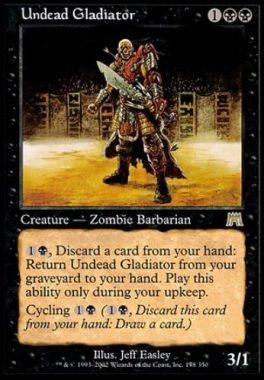 アンデッドの剣闘士(Undead Gladiator)オデッセイ