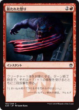 放たれた怒り(Uncaged Fury)マスターズ25