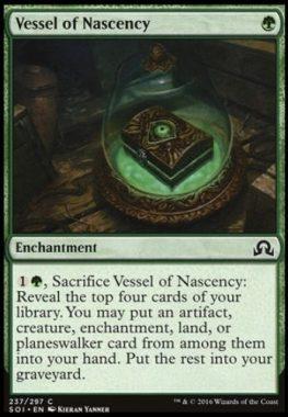 発生の器(Vessel of Nascency)イニストラードを覆う影