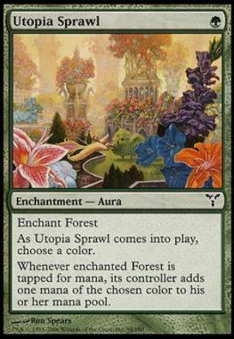 楽園の拡散(Utopia Sprawl)ネメシス