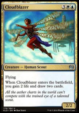 雲先案内人(Cloudblazer)カラデシュ