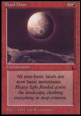 血染めの月(Blood Moon)ザ・ダーク