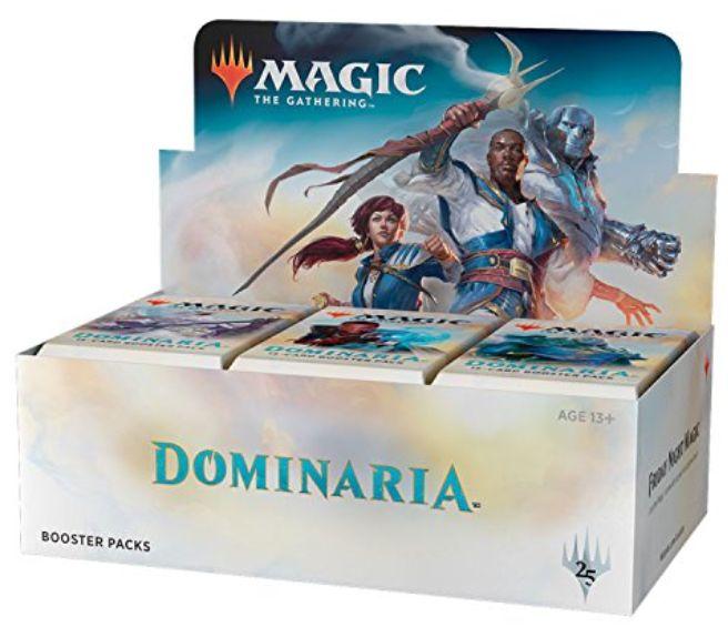 MTG「ドミナリア」 ブースターボックス(BOX)