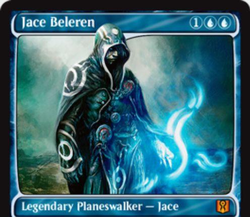ジェイス・ベレレン(Jace Beleren)が「Signature Spellbook: Jace」に再録決定!