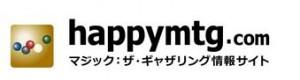 happymtg.comのロゴ画像