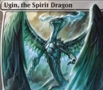 Ugin, the Spirit Dragon(一部)