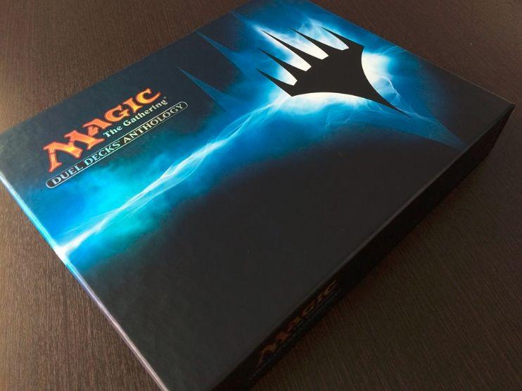 MTG「デュエルデッキ アンソロジー(Duel Decks: Anthology)」