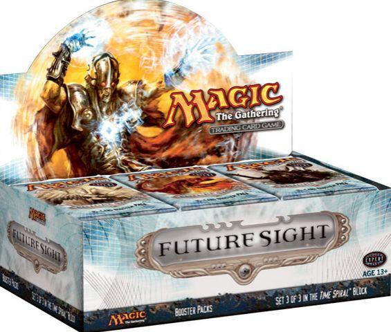未来予知(MTG)のボックス画像