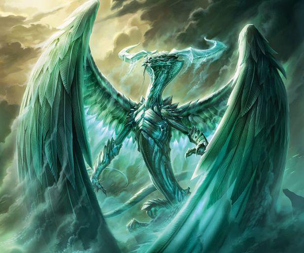 精霊龍、ウギンのフルアート