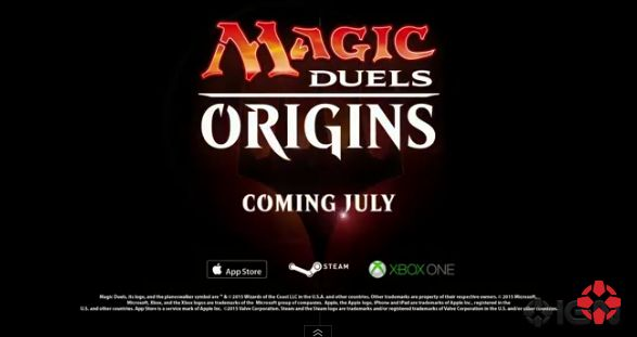 MTGゲーム「マジック デュエルズオリジン」の公式トレイラームービー