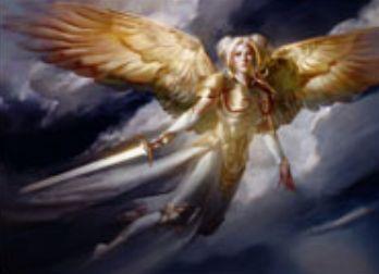 神話天使「Archangel of Tithes」(マジック・オリジン)
