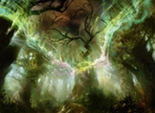 緑神話ソーサリー「The Great Aurora」(マジック・オリジン)