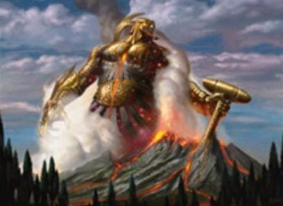 鍛冶の神パーフォロス