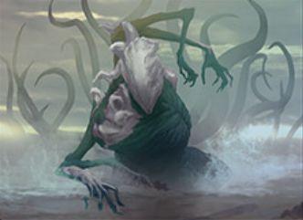 青レアのエルドラージ「Drowner of Hope」