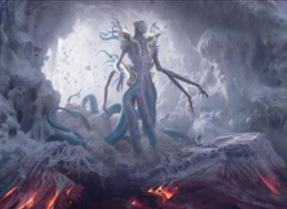 戦乱のゼンディカーの神話エルドラージ「虚空の選別者」