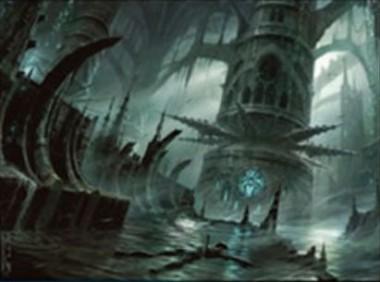 湿った墓(Watery Grave)
