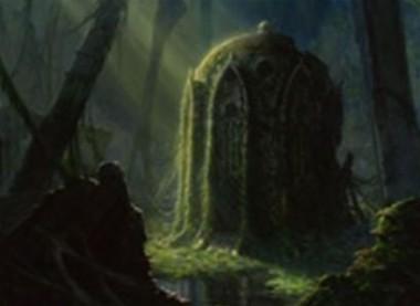 草むした墓(Overgrown Tomb)