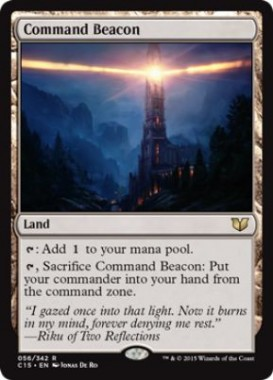 Command Beacon(統率者2015)