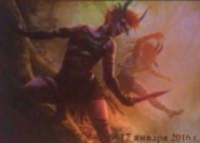 伝説のエルフ同盟者「Mina and Denn, Wildborn」(ゲートウォッチの誓い)