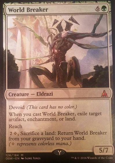 World Breaker(ゲートウォッチの誓い)